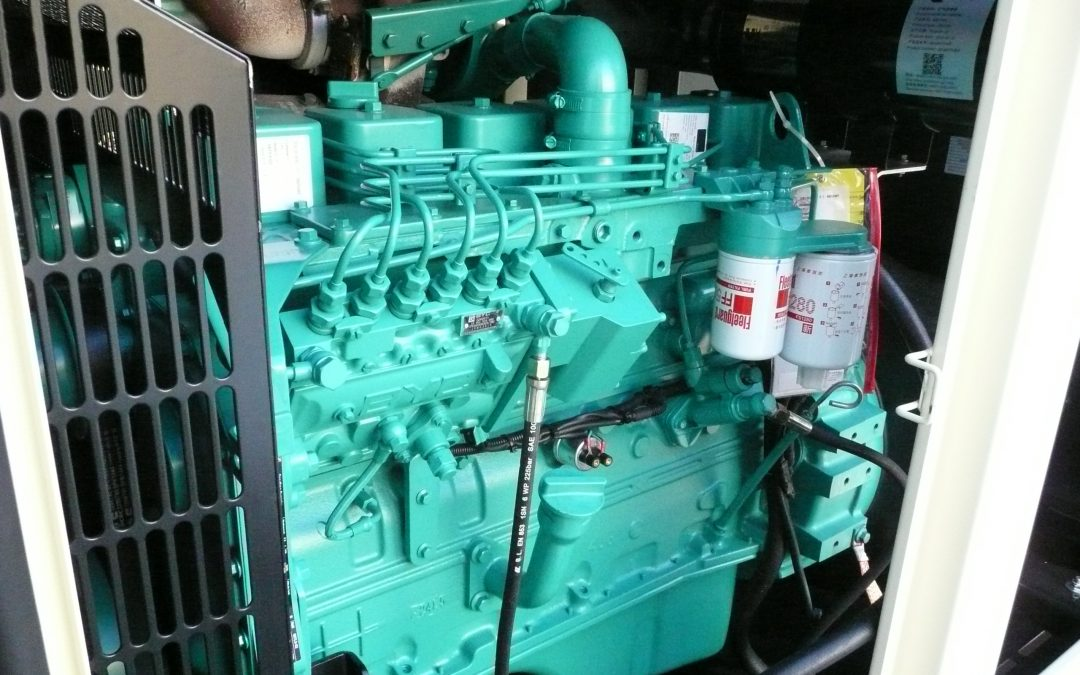 Cummins 100KVA Generator cheapest UK offering