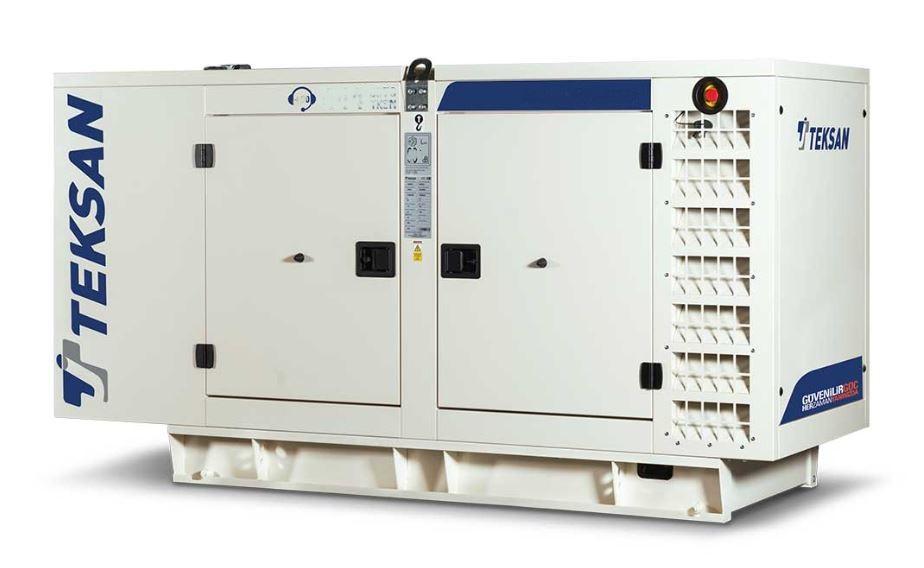 TEKSAN GENERATORS UK - Generator Sales & Servicing Co