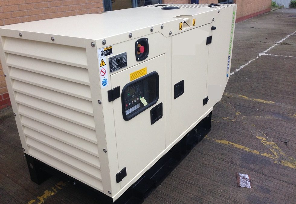 Cummins Generator Special Price £5,995 Only