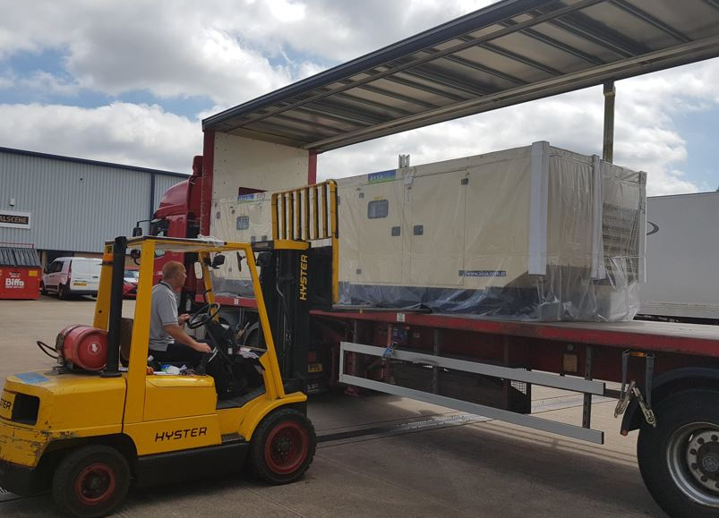 New Diesel Generator Prices