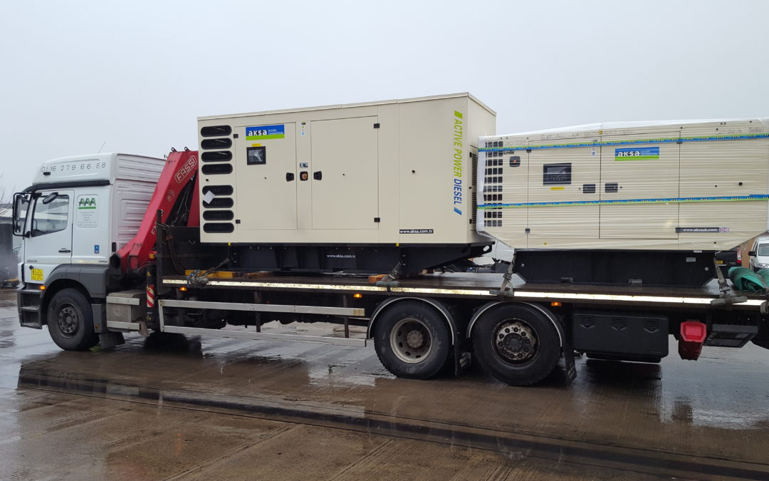 Standby Diesel Generator Solution