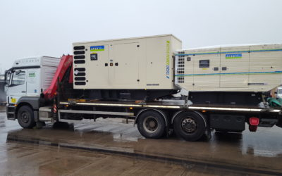 Standby Diesel Generator Solution