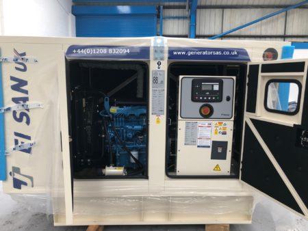 240v 1500rpm Diesel Generator 11KVA